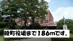 綾町役場(周辺)