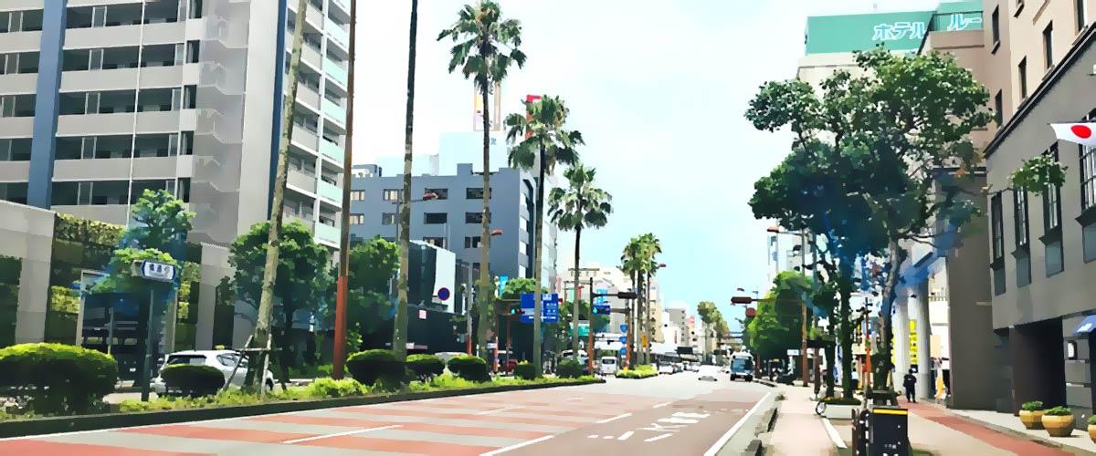 宮崎市内の物件、無料査定いたします